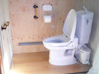 トイレリフォーム 押入れを部屋から一番近いトイレに