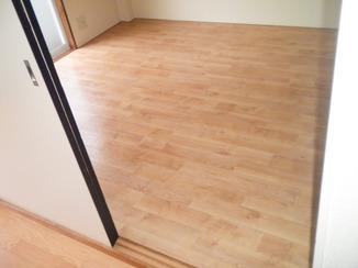 小工事 価格を抑えて和室から洋室へ