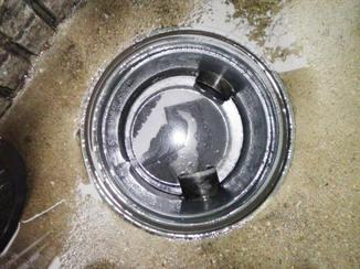 小工事 配管・汚水マスの高圧洗浄